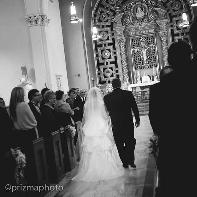 Walk with me… @prizmaphoto #prizmaphoto #bride #groom #wedding